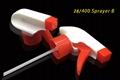 Factory Wholesale High Quality Gun Shape Water Sprayer Trigger Pump 24/410 4