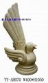 砂岩動物圓雕