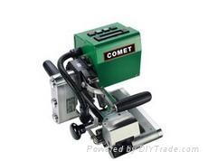 瑞士萊丹塑料焊接機地工膜小雙軌COMET