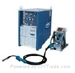 OTC CPVE350全數字氣保焊機