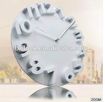 3D Wall Clock 1