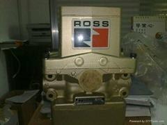 美国ROSS电磁阀
