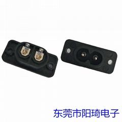 工厂批发带PSE认证八字插座BT-8