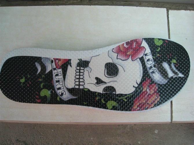 鞋底平板噴墨彩印機 1