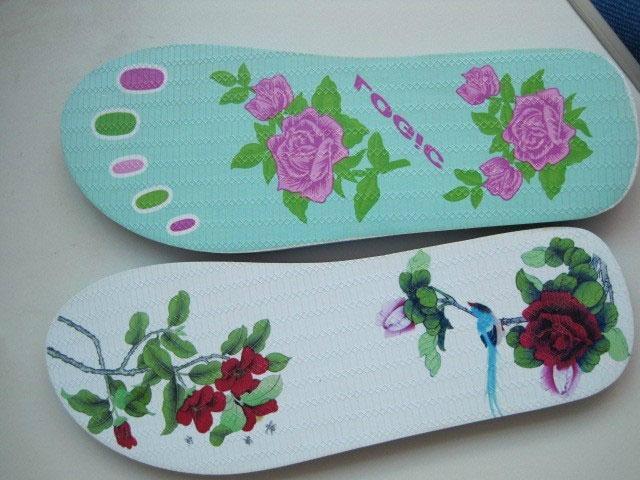 鞋底平板噴墨彩印機 2
