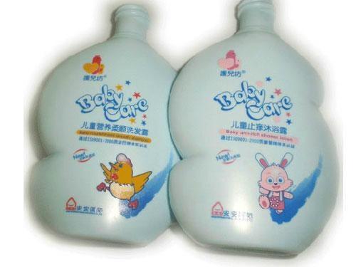 洗发水瓶彩印设备 2