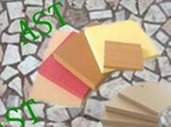 WOOD PLASTIC BOARD