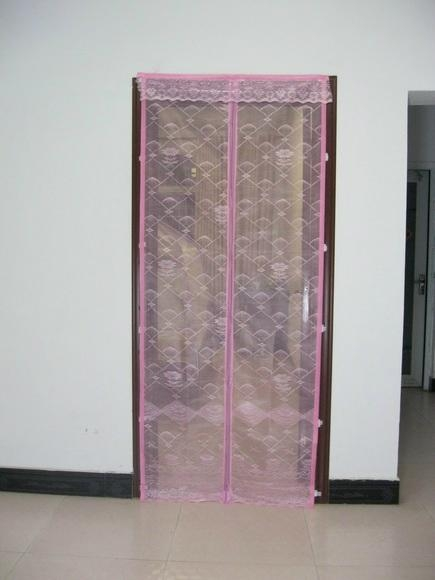 2011 new magnetic mesh curtain 1