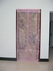 2011 new magnetic mesh curtain