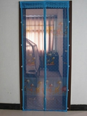 2011 new magnetic mosquito repellent curtain