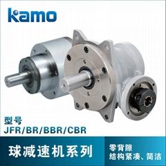 減速機高精密減速機KAMO加茂精工球減速機系列