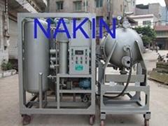 JZS系列內燃機油再生諾慶過濾設備