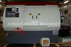 Drill pipe hardbanding welding machine