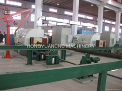 Hardbanding welding machine