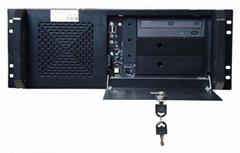 奥克视5路电脑硬盘自动播出系统