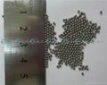 Gcr15 chrome steel ball 2.381mm G10 3