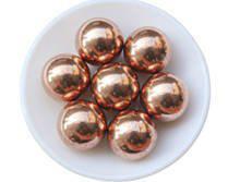 copper ball 1mm1.5mm2mm2.5mm  5