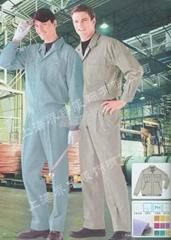 福州工作服制服