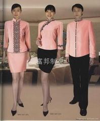福州餐饮酒店制服