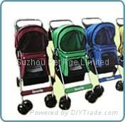 New design pet stroller