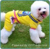 Hot pet clothes