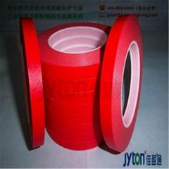 靜電粉末噴塗紅美紋膠紙