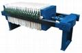 廂式壓濾機 1