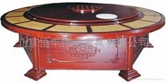廠家直銷中國結款式電動餐桌