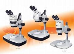 平行光路體視顯微鏡