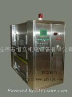 桂林恒立专业生产方管静电涂油机