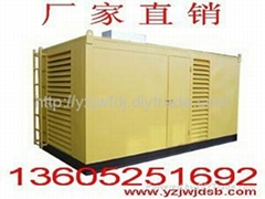 200KW低噪音柴油发电机组
