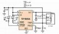 TP4056  1A线性充电IC 2