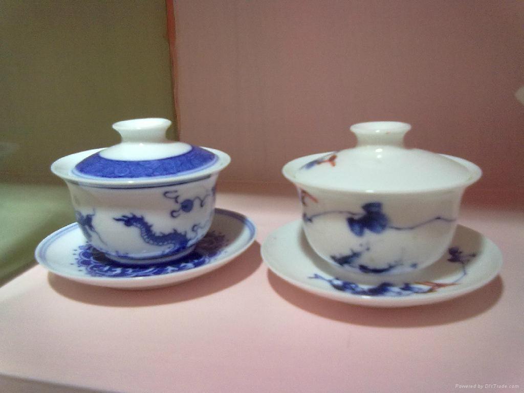 景德镇陶瓷茶具批量供应 4