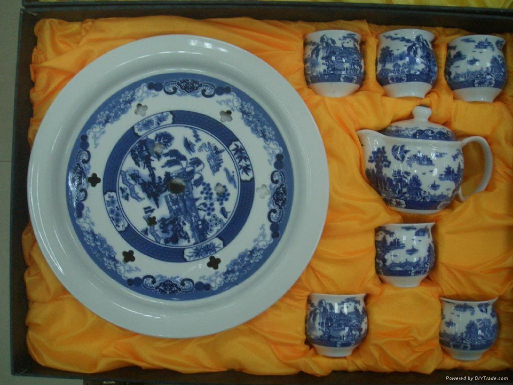 景德镇陶瓷茶具批量供应 5