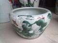 出售定做直销景德镇陶瓷花盆 2
