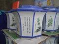 出售定做直销景德镇陶瓷花盆 4