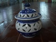 生產定做供應景德鎮陶瓷香薰爐