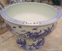 陶瓷花盆大缸水缸