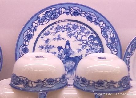 景德鎮陶瓷餐具 1