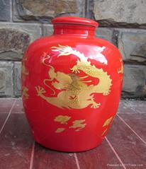 景德鎮陶瓷酒壇圖片