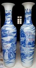 景德鎮陶瓷工藝品花瓶瓷瓶罐子