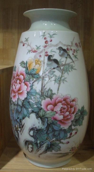 景德鎮陶瓷工藝品花瓶瓷瓶罐子 2