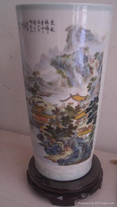 景德鎮陶瓷工藝品花瓶瓷瓶罐子 3