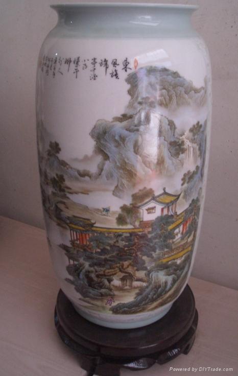 景德鎮陶瓷工藝品花瓶瓷瓶罐子 5