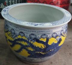 陶瓷花盆大缸水缸圖片