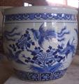 陶瓷花盆大缸水缸图片 4