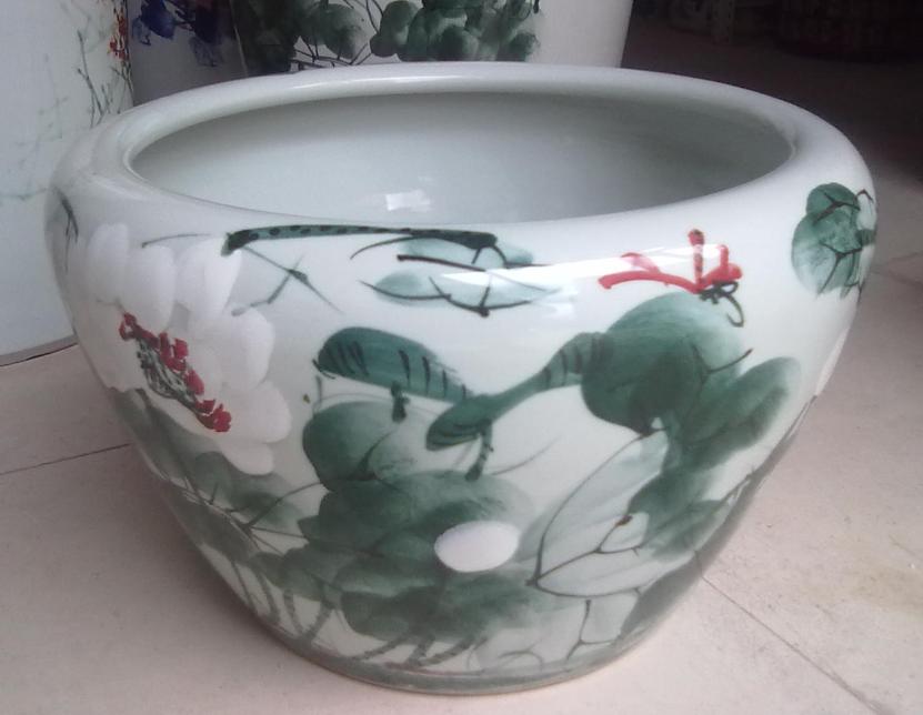 陶瓷花盆大缸水缸图片 5
