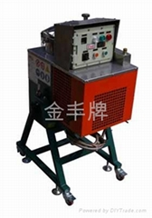 Ethyl acetate recovery machine