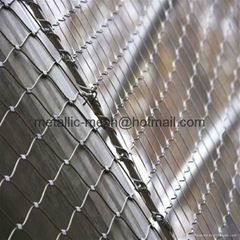 SS304不鏽鋼動物園圍網
