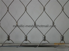 High Quality X-tend Stainless Steel Cable Netting